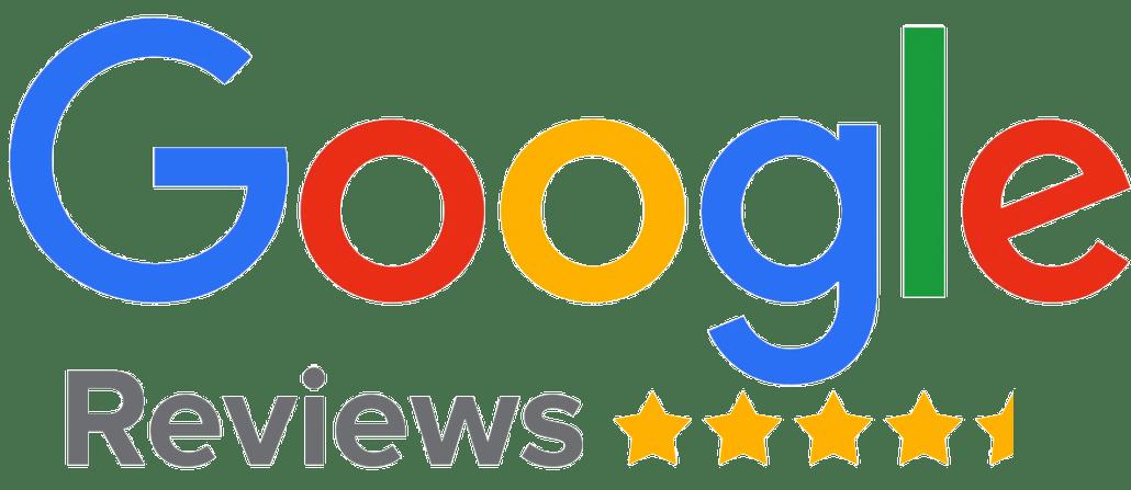 4.5 Stars Google Reviews